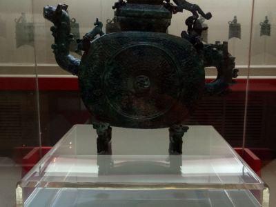 甘肅秦文化博物館