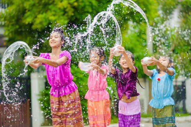 Songkran: Thailand's Wet and Wild Festival