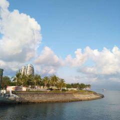 우즈저우다오 해수욕장 여행 사진
