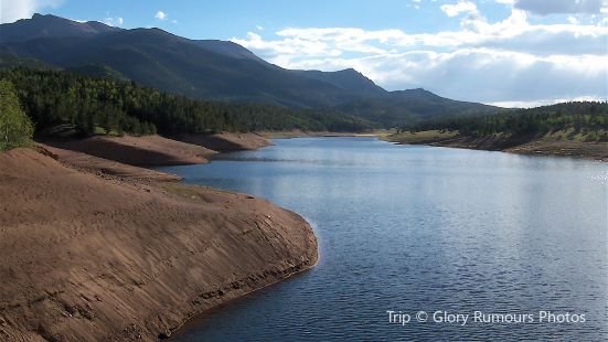 Crystal Creek Reservoir
