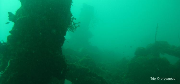 East Tangat Wreck1