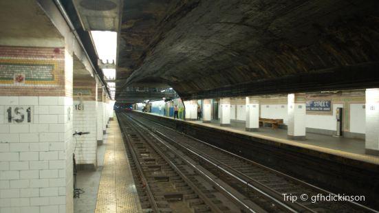 181 Street Station