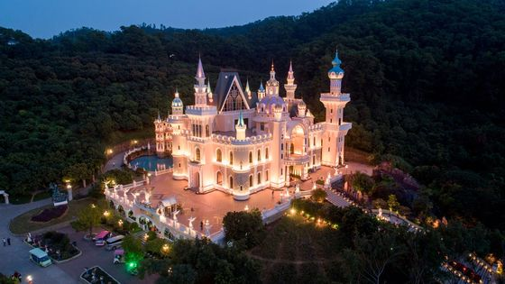 Longfeng Villa Resort Admission Ticket