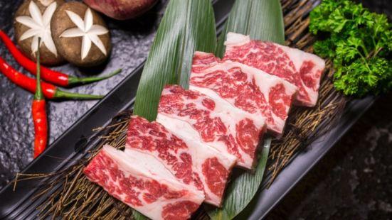 九田食作.黑牛烤肉店