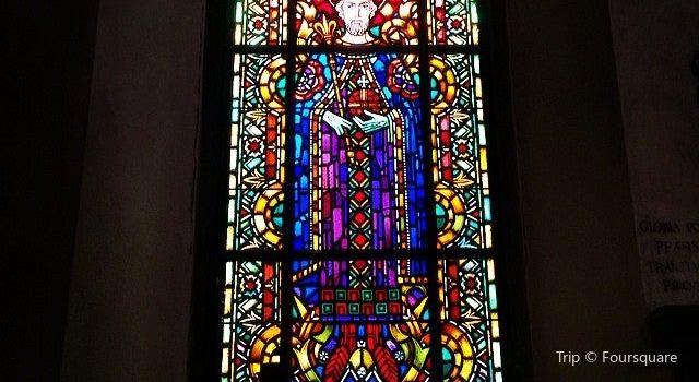 庫爾聖馬丁教堂1