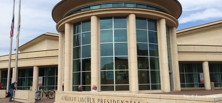 Abraham Lincoln Presidential Museum3