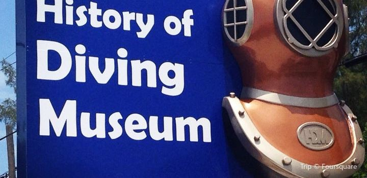 History of Diving Museum2