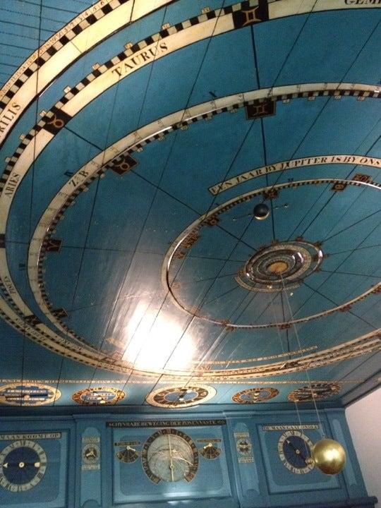 Eise Eisinga Planetarium