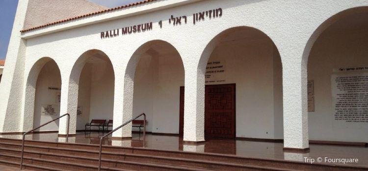The Caesarea Ralli Museum2