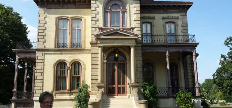 David Davis Mansion State Historic Site1