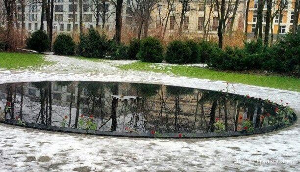 Denkmal für die im Nationalsozialismus ermordeten