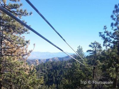 Big Pines Zipline Tours