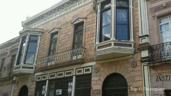 Plazuela Miguel Auza