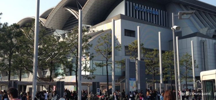 Marine Messe Fukuoka3