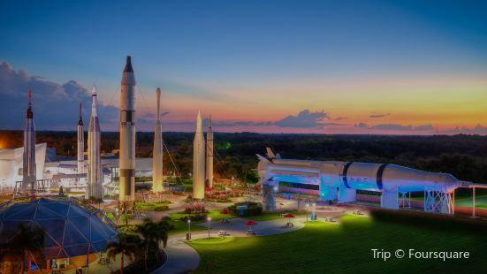 甘迺迪航空中心 NASA Kennedy Space Center Visitor Complex