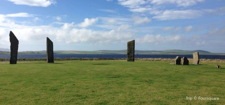 Standing Stones of Stenness2