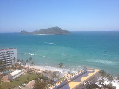 El Cid El Moro Beach
