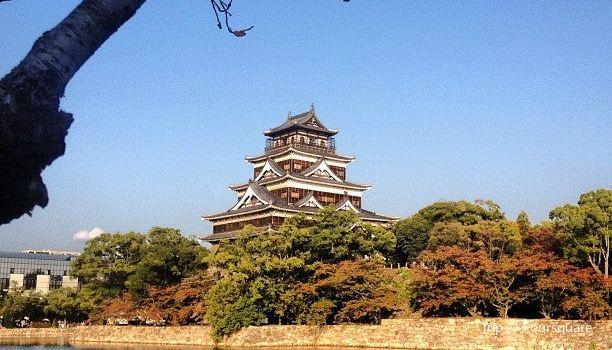 Hiroshima Castle2