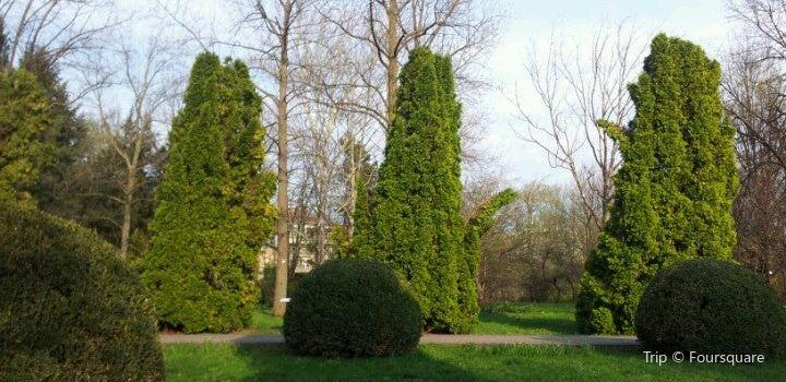 Grădina Botanică Iași1