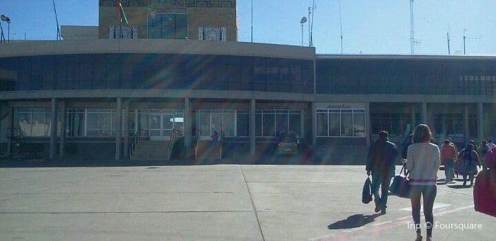 Aeropuerto Internacional El Alto1