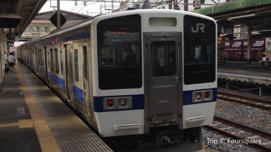 Oyama Station