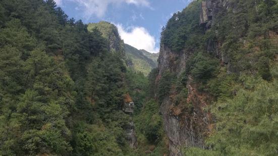 蒼山大峽谷