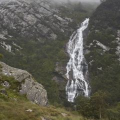 Steall Waterfall用戶圖片