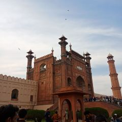 Badshahi Mosque User Photo