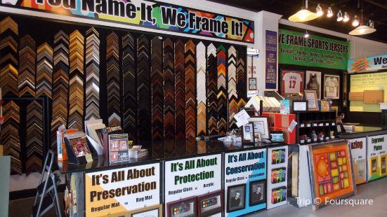 Frames USA & Art Gallery