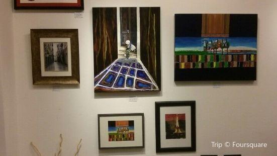 Wandering Eye Art gallery