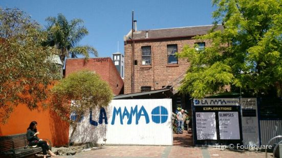 La Mama Courthouse