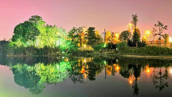 成都江灘公園