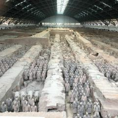 Emperor Qinshihuang's Mausoleum Site Museum User Photo