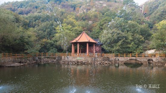 롄윈강 윈룽젠 원시 생태 관광지구