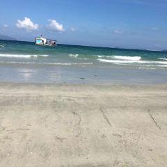 족렛 해변 여행 사진