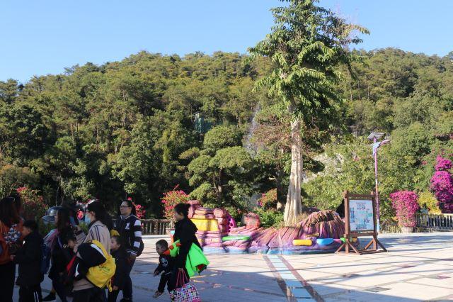 Fujian Changtai Tianzhu Mountain Happy World