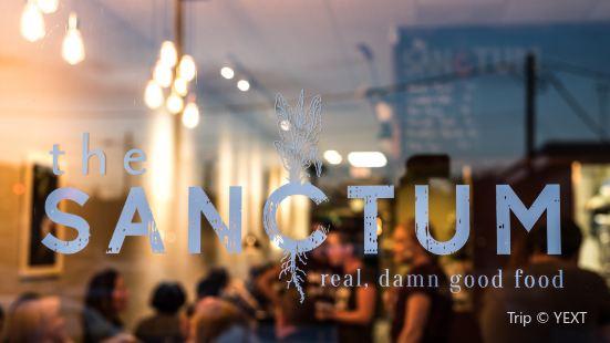 The Sanctum Cafe