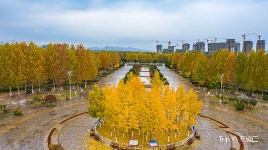 京襄城遺址生態園