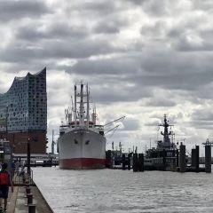哈裡的漢堡港口市場用戶圖片