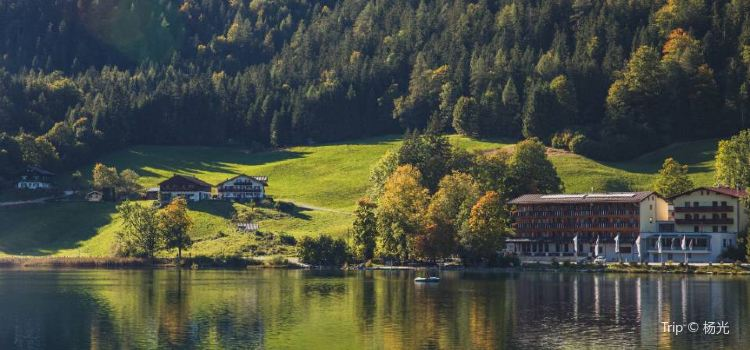 Hintersee湖3