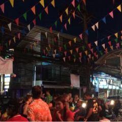 Songkran Festival Silom User Photo