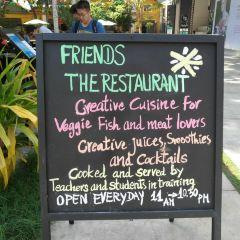 Friends The Restaurant User Photo