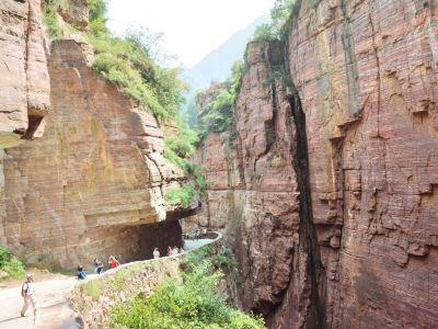 Qixian Cave