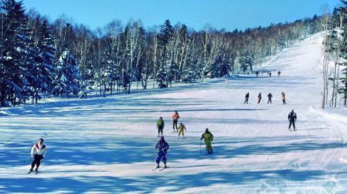 Qibugou Ski Resort