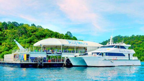 婆羅洲大堡礁