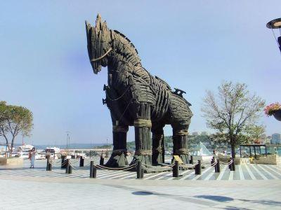 Troy Horse