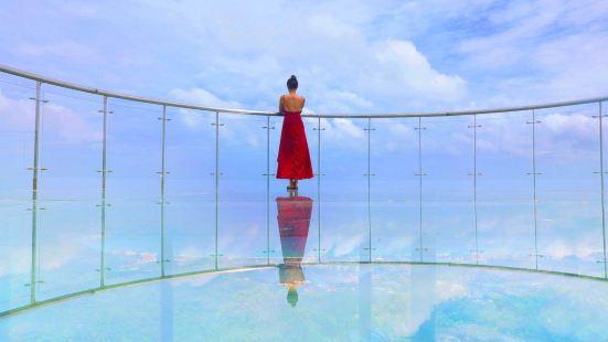 大佛石全海景玻璃棧橋