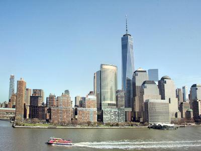曼哈頓天際線