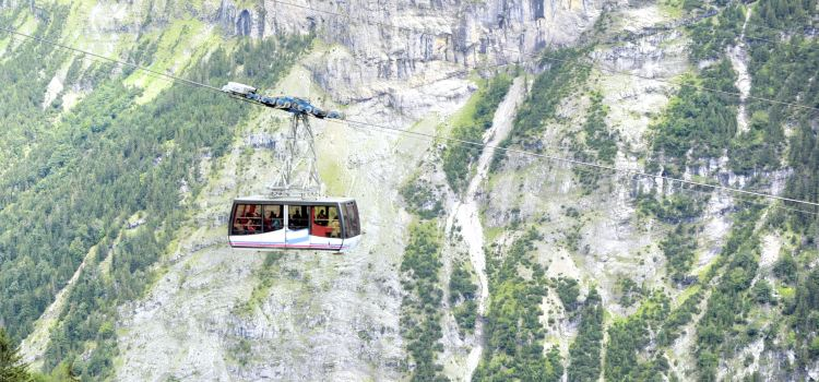 Stechelberg-Schilthorn Cable Car