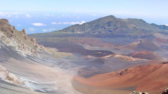 哈萊阿卡拉火山口